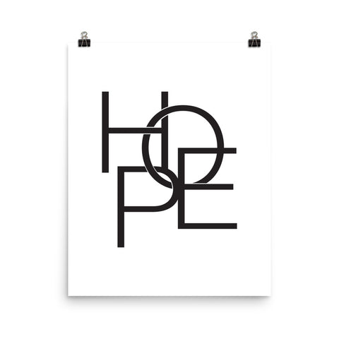 Hope | Digital Poster Download