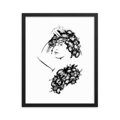 Girl Power | Framed Fine Art Print