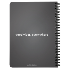 In Every Day There Are... | Spiralbound Notebook