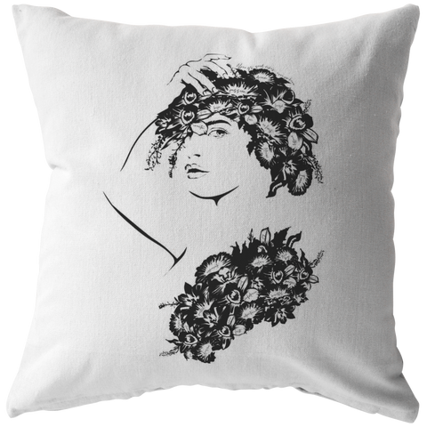 Girl Power | Pillow