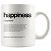 Nitty Gritty Happiness | Mug 11oz