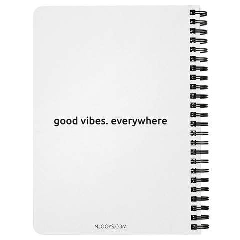 E... Is Exeptional | Spiralbound Notebook