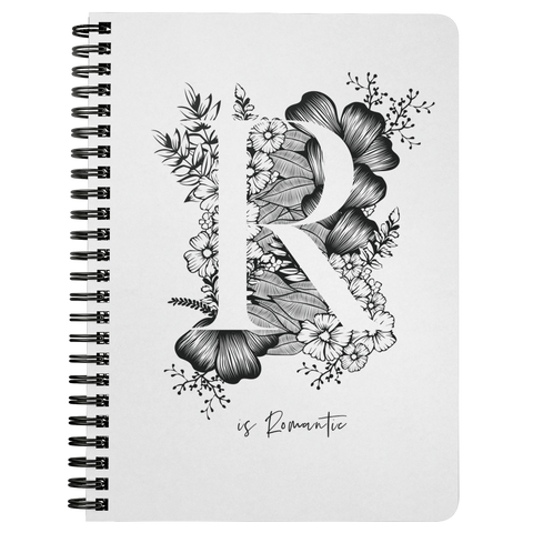 R... Is Romantic | Spiralbound Notebook