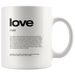 Nitty Gritty Love | Mug 11oz