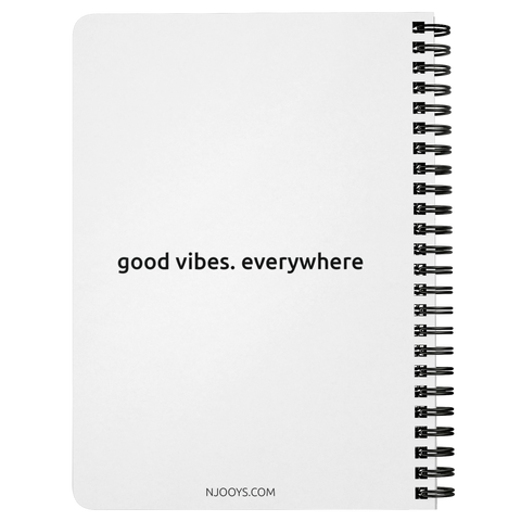 When Everything Seems To Be... | Spiralbound Notebook