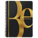 Be Limitless | Spiralbound Notebook [Glam Edition]