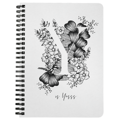 Y... Is Yesss | Spiralbound Notebook