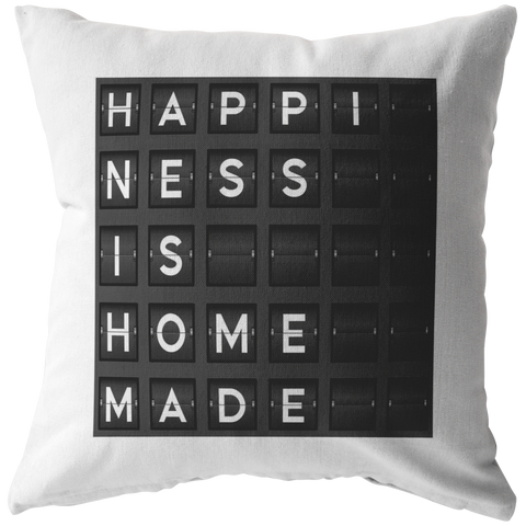 Happiness Is Homemade | Pillow