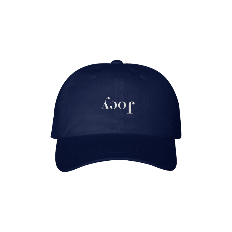 Joey Navy Blue Dad Hat