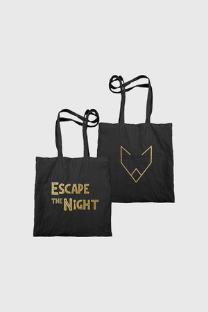 Escape The Night x Crystal Wolf Exclusive Tote Bag (Limited Edition)