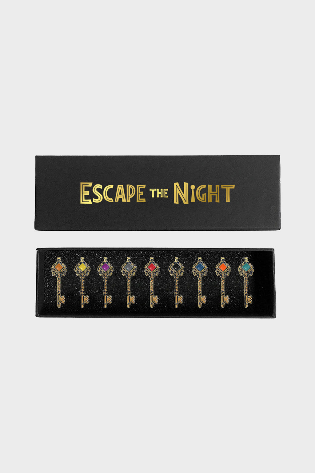The Purgatory Pin Set (Limited Edition)
