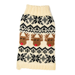 Reindeer Cat Sweater
