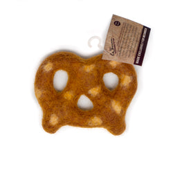 Le Sharma Wool Pretzel