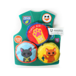 Camp Badge Trio
