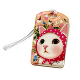 Jetoy Kitty Luggage Tag