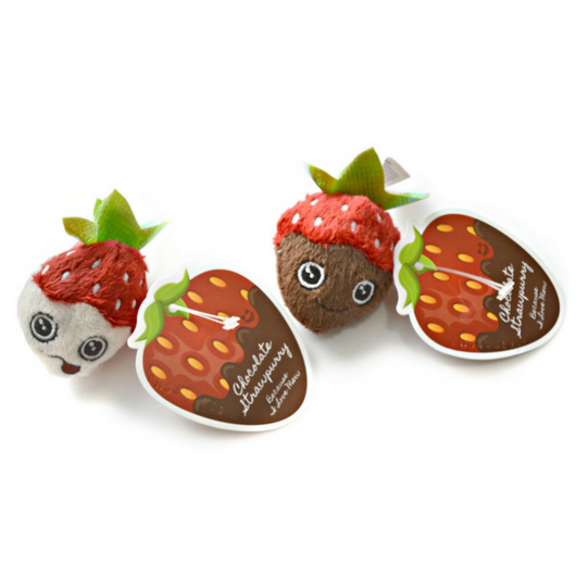 Chocolate Covered Strawpurries