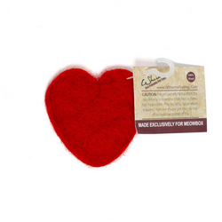 Le Sharma Wool Heart