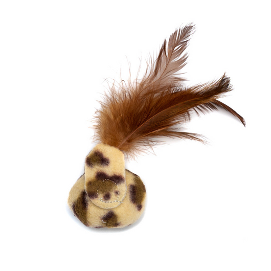 Leopard Feather Ball