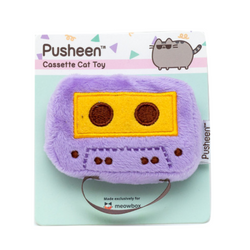 Pusheen Cassette Toy