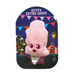 Kitty's Cotton Candy