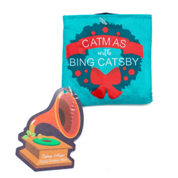 Bing Catsby 2-Piece Record Toy
