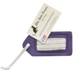 Catnip Luggage Tag