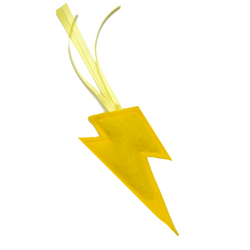 Handmade Lightning Bolt