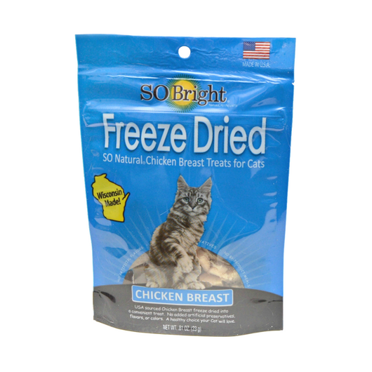 SO Bright Freeze Dried Chicken Treats