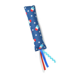 USA Flag Catnip Kicker