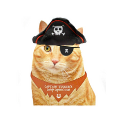 Catnip Pirates Hat