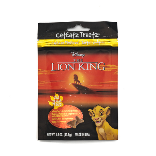 Lion King Chicken Treats