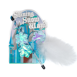Shining Snow Wand