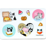 the meowlife stickers