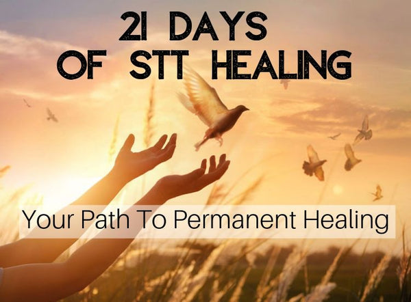21 Days of STT Healing - Participate in Daily Spontaneous Transformation Sessions Creating Core Pattern Healing For Accelerated Transformation (Digital Mp3 Audio & Transcript Downloads)