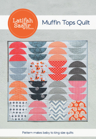 Muffin Tops Quilt Pattern