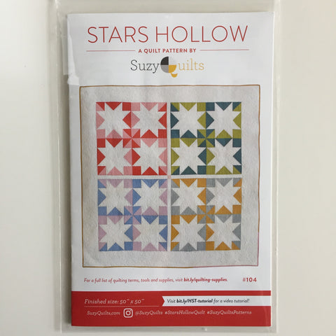 SuzyQuilts-stars-hollow-hillcountrycotton