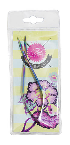 "Scissors - Tula Pink Hardware Collection - 5"" Curved EZ Snip"