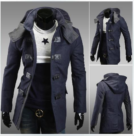 2016 winter jackets coats autumn and winter fashion long slim woolen coats