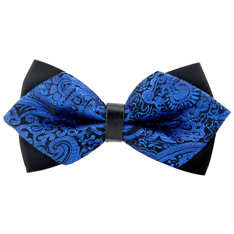New 2016 Formal Commercial High Quality Bow Tie Fashion Men Business Casual Bowties for Boys Men Bowtie