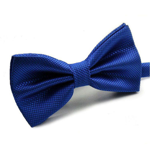 16 Colors Solid Fashion Bow Ties For Men Grooms Bowties Wedding Marriage Cravat Brand  Men's Gift