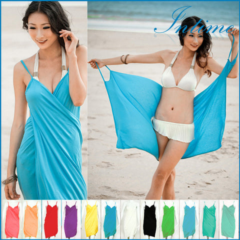 2016 New Beach Dress Wholesale Sexy Beach Cover Up Summer Swim Dresses 43