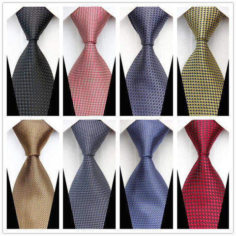 Ties For Men 2015 New Fashion Accessories Designer Jacquard WovenClassic Silk Tie Business Wedding Party Ties