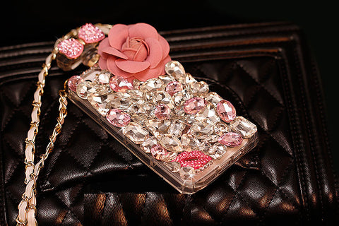 IPhone - Perfume Bottle Case For IPhone & Samsung