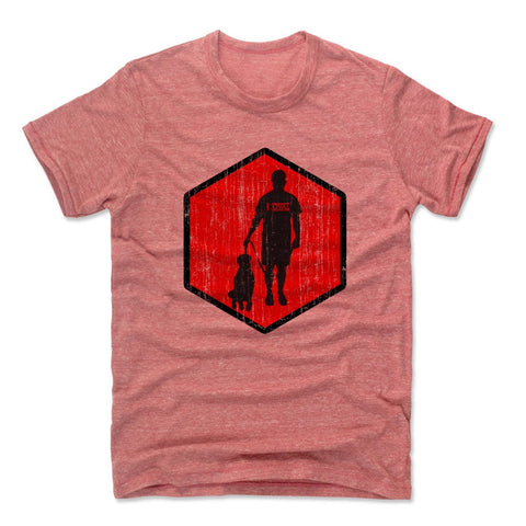 Mens Men's Premium T-Shirt Eco Red