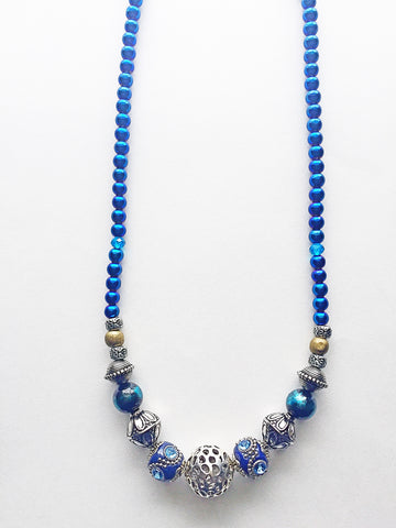 Sea Storm Necklace - M Renee Design