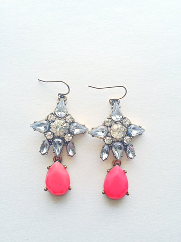 Studded Star Earrings - M Renee Design