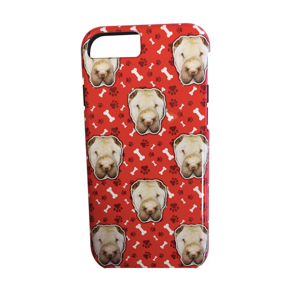 CUSTOM Premium Pet Pattern Phone Case (Android + iPhones)