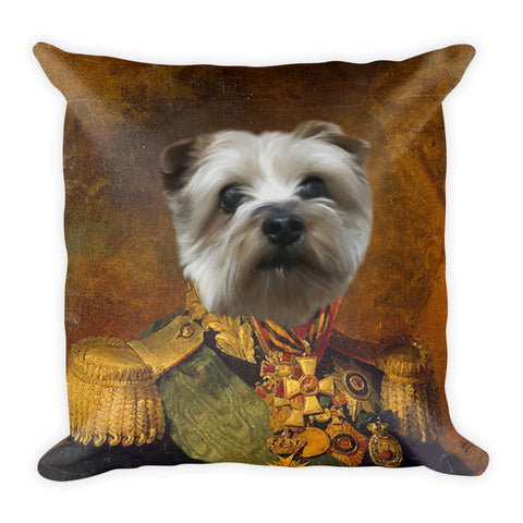 The Prince 100% Custom Pet Pillow