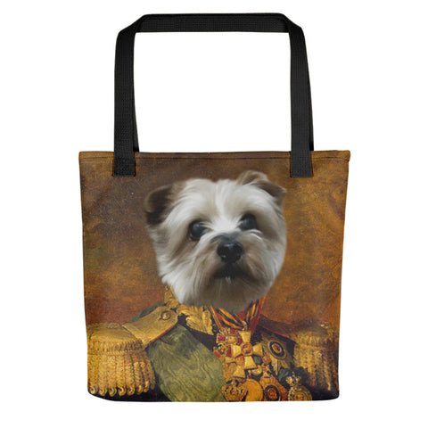 The Prince 100% Custom Pet Tote Bag