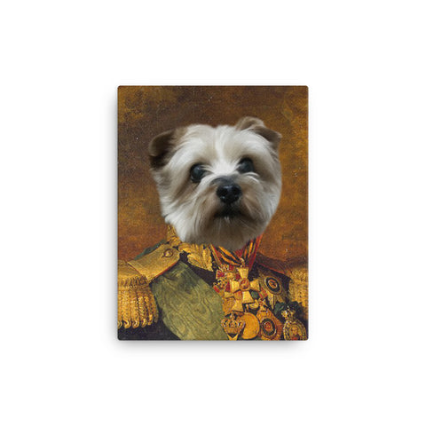 The Prince 100% Custom Pet Canvas